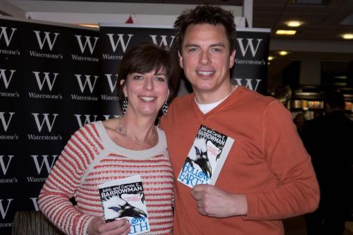 Carole & John Barrowman