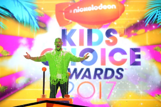 John Cena (Photo by Chris Polk 2017 / KCA2017)