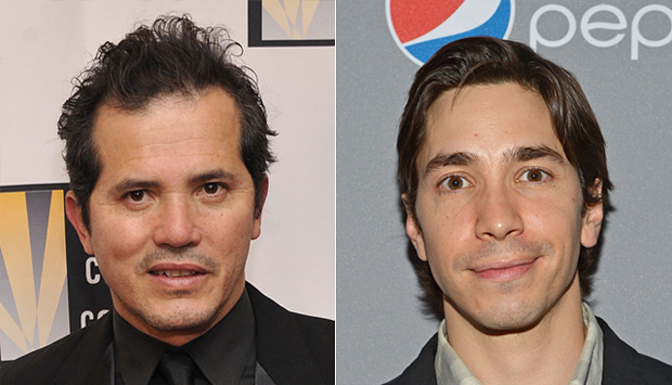 (from left) John Leguizamo and Justin Long
