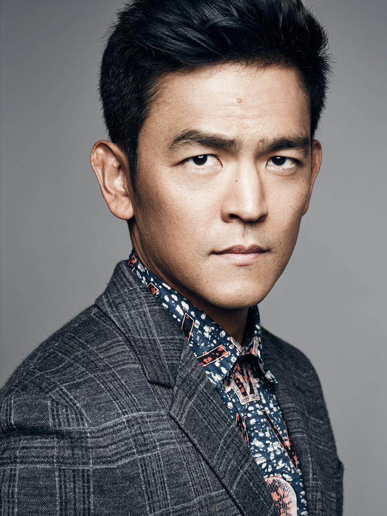 John Cho [Photo: Benjo Arwas]