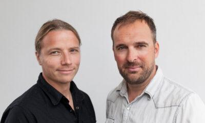 Jon Iver Helgaker and Jonas Torgersen [Photo: Pia Sundnes]