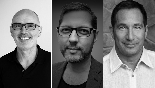 Jon Neill / James Whitlam / Eric Rollman