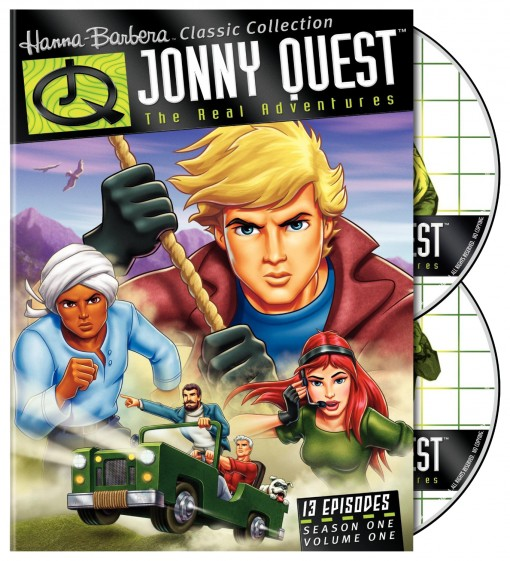 Jonny Quest: The Real Adventures Season One, Volume One [$26.99, Warner]