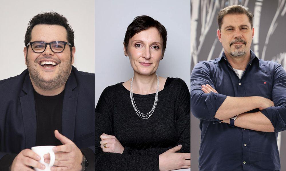 Josh Gad, Nora Twomey, Sergio Pablos