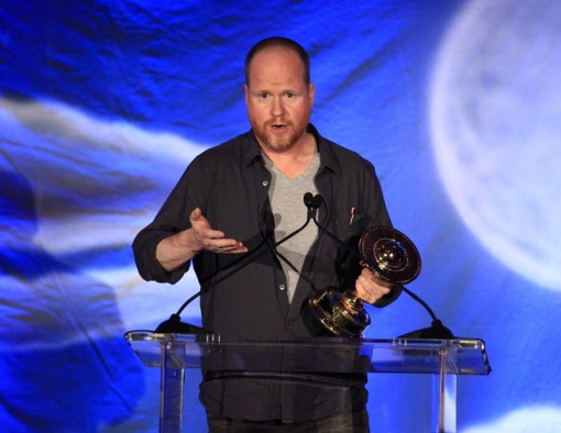 Joss Whedon wins Best Director for The Avengers at the 39th annual Saturn Awards