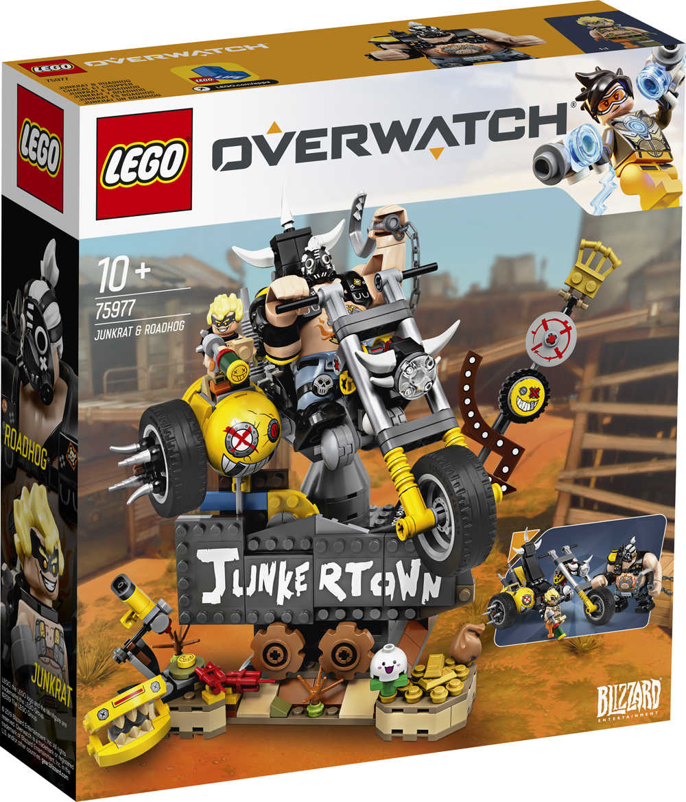 LEGO Overwatch Junkertown Set