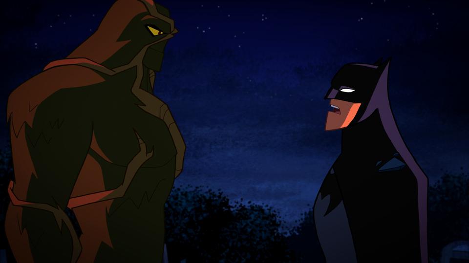 WB Reveals New 'Justice League Action' Clip & Images