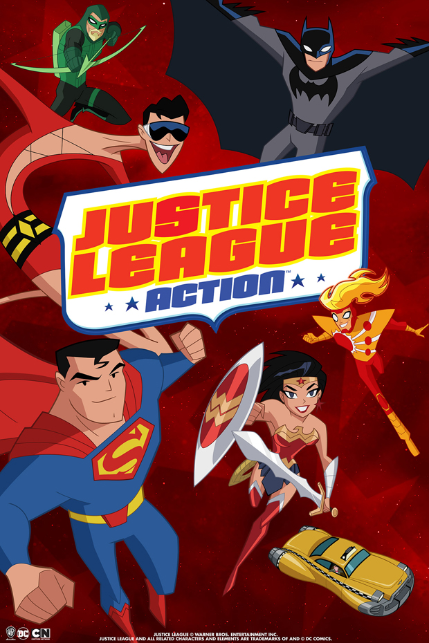 Justice League Action Stream