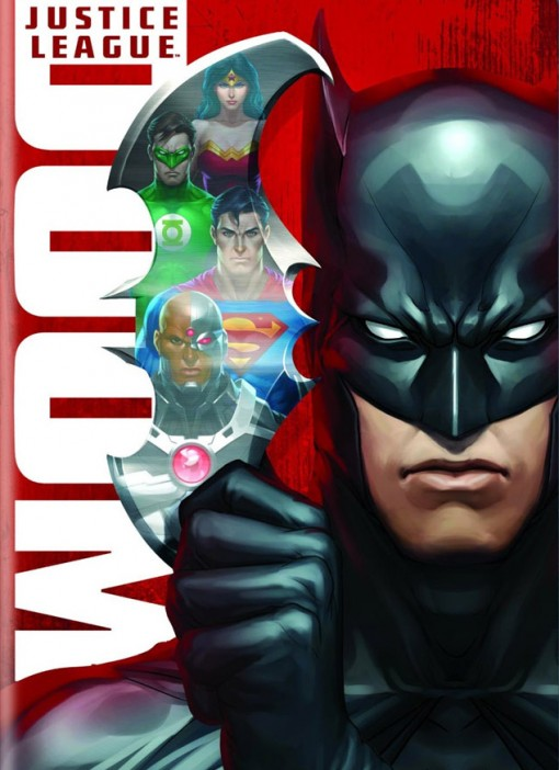 Justice League: Doom DVD