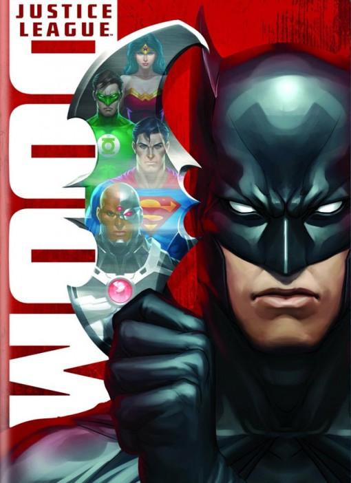 Justice League: Doom DVD