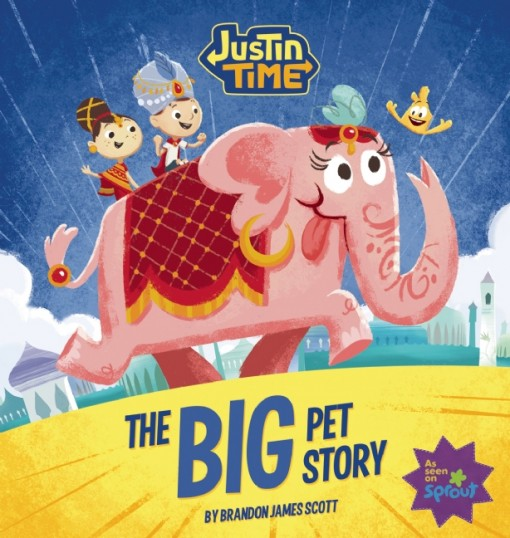 Justin Time - The Big Pet Story