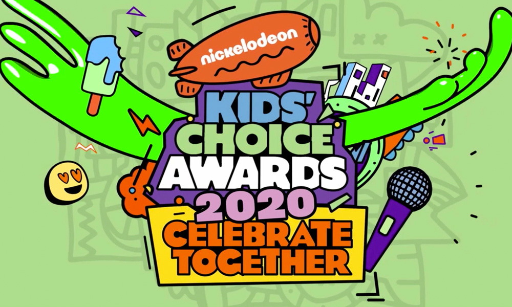 Nickelodeon's Kids' Choice Awards 2020: Celebrate Together