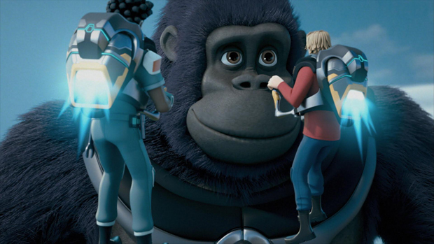 KONG – King of the Apes