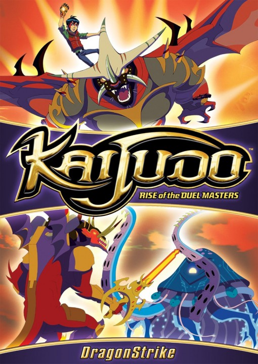 Kaijudo: Rise Of The Duel Masters: Dragonstrike