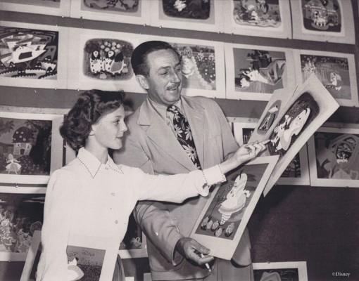 Kathryn and Walt
