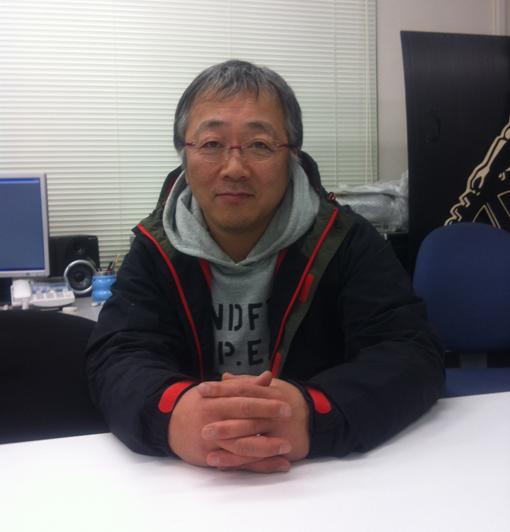 Katsuhiro Ŏtomo