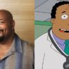 Kevin Michael Richardson [Ph: Robert Ascroft/FOX] is the new voice of Dr. Hibbert