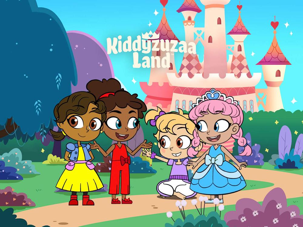 Kiddyzuzaa Land