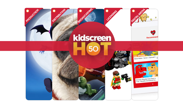 Kidscreen's Hot50