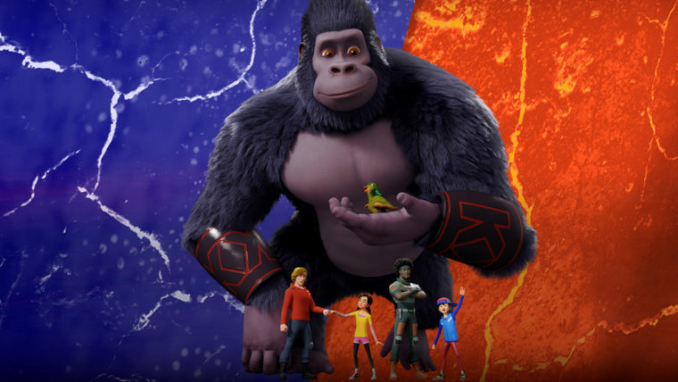 Kong - King of the Apes: The Adventure Begins