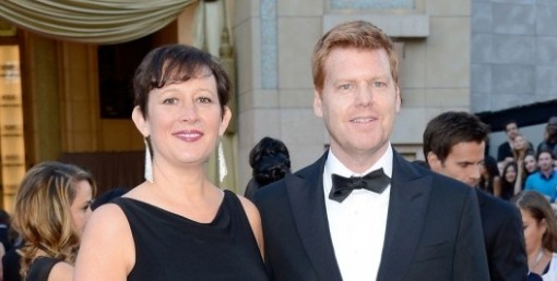(from left) Kristina Reed and John Kahrs