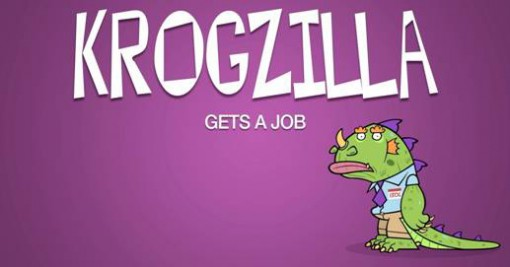 Krogzilla Gets a Job