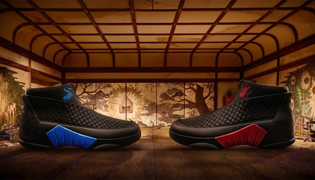 Collectible Kubo XV Sneakers on Auction for Charity