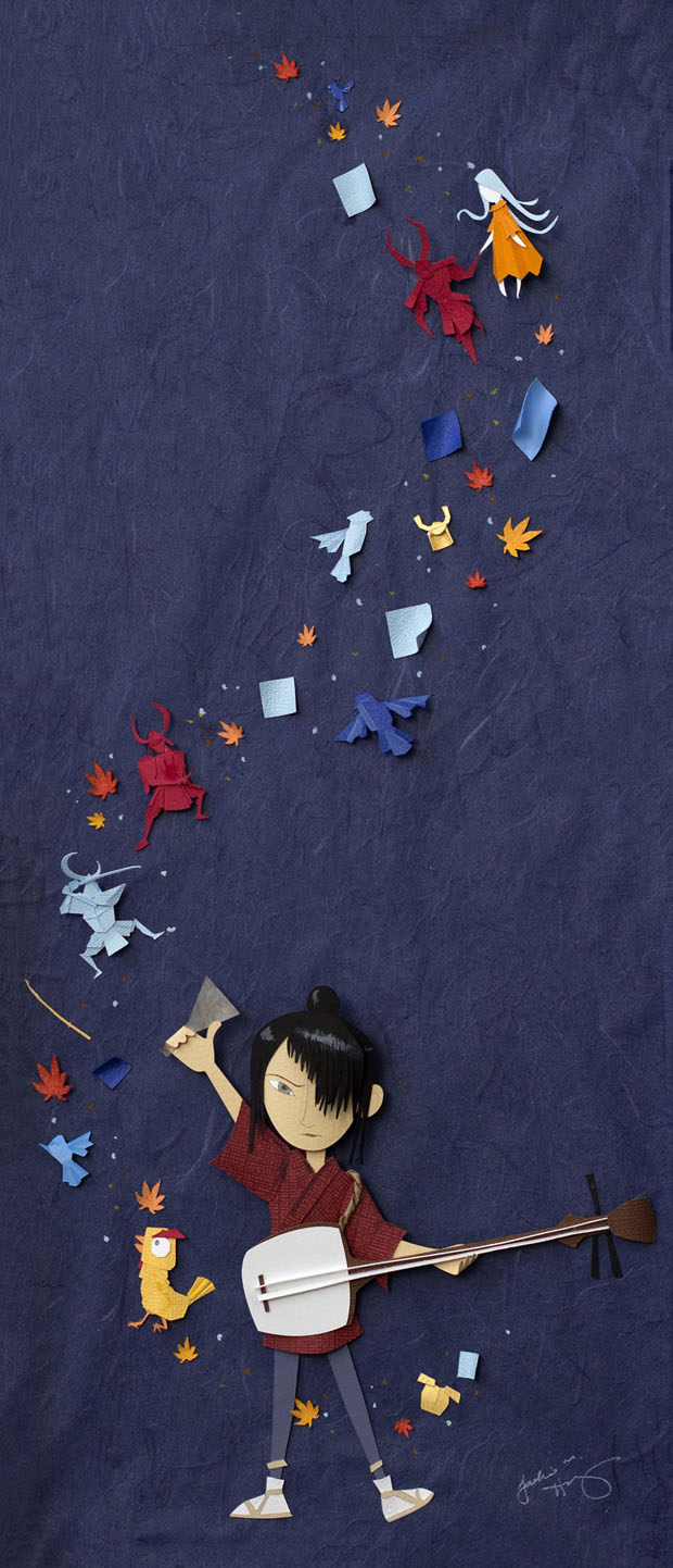 Kubo's Paper by Jackie Huang