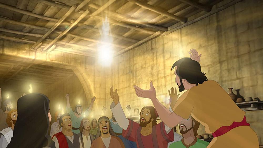 L'Incroyable Histoire de Jésus (2018)