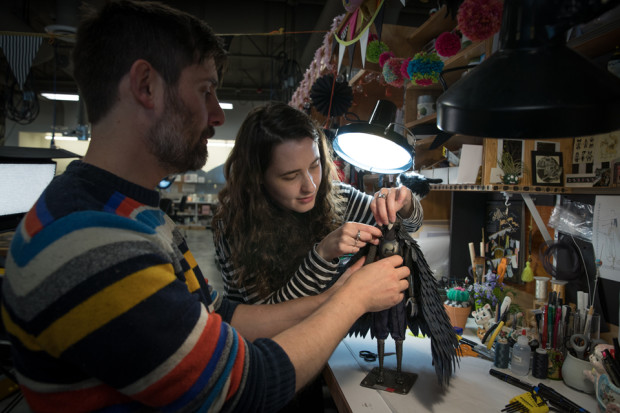 Anja Poland & Ludovic Berardo on the Creative Craft of LAIKA Magic