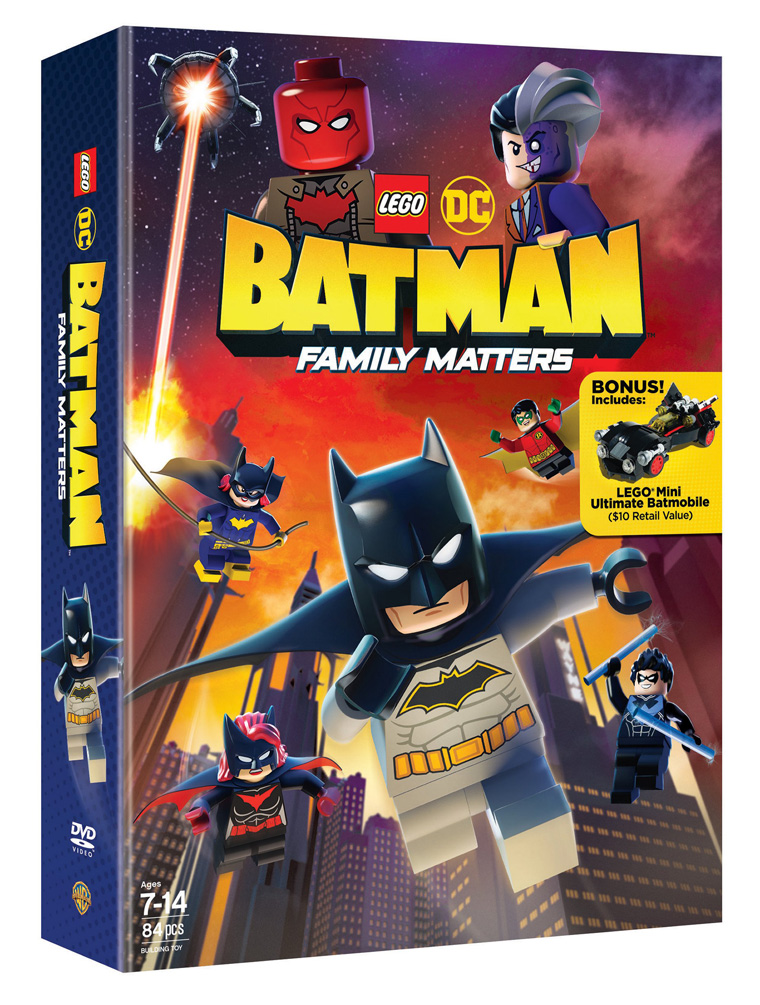 LEGO DC Batman - Family Matters