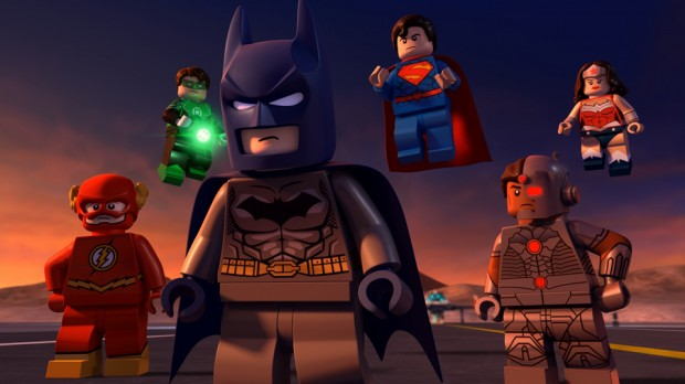 LEGO DC Comics Super Heroes - Justice League: Attack of the Legion of Doom