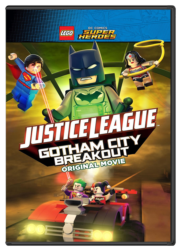 LEGO DC Comics Super Heroes - Justice League: Gotham City Breakout