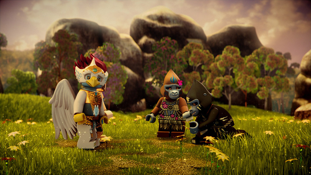 LEGO Legends of Chima' Roars on Cartoon Network | Animation Magazine