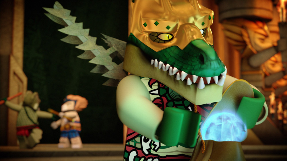 LEGO Legends of Chima Episodes