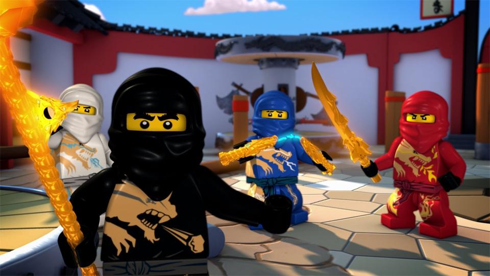 LEGO 'Ninjago' Movie Coming in 2016 | Animation Magazine