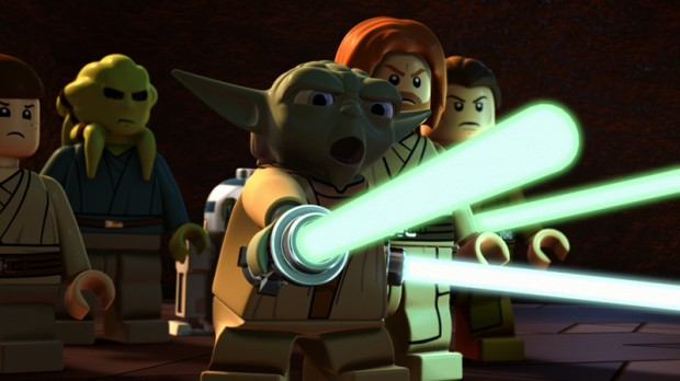 "LEGO Star Wars The Yoda Chronicles ""Attack of the Jedi"""