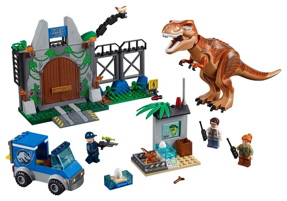 Universal Lego Hatch Jurassic World Product Amp Animation