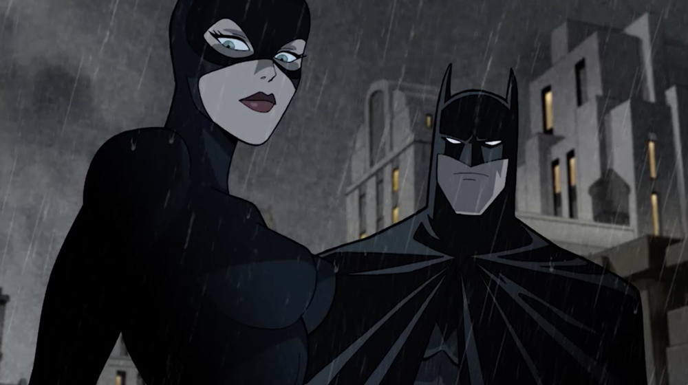 Batman: The Long Halloween, Part One © 2021 Warner Bros. Entertainment Inc. BATMAN and all related characters and elements TM & © DC.