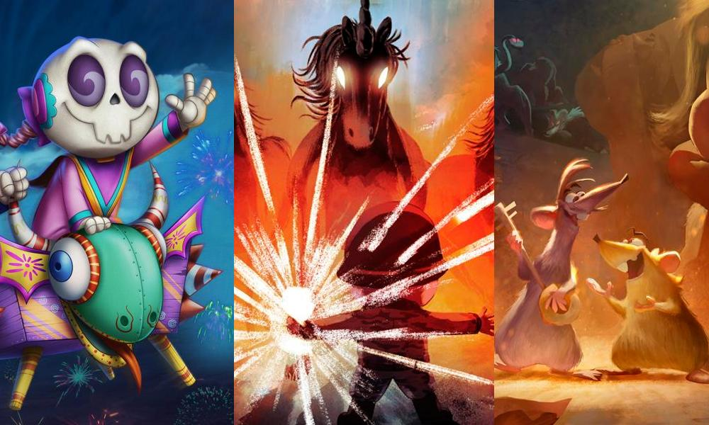 Las Leyendas, The Origin, Unicorn Wars and Noah's Ark