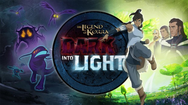 Legend of Korra Book 2: Dark Into Light