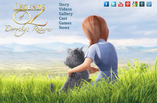 www.LegendsofOzMovie.com