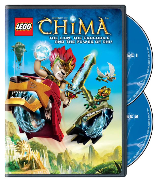Lego: Legends of Chima — Season 1, Part 1