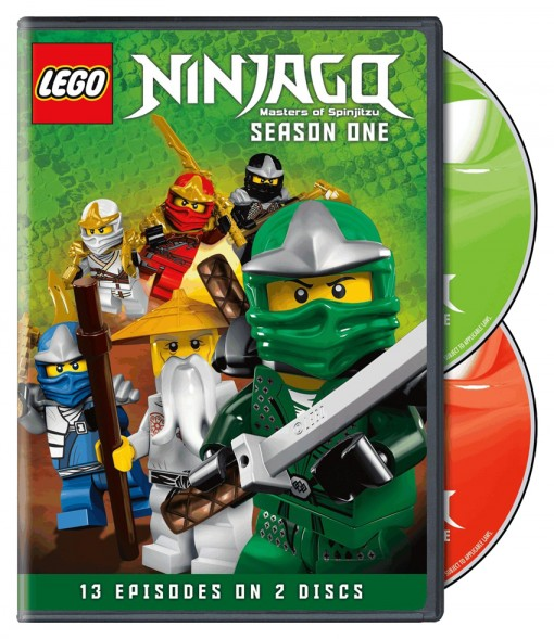 LEGO NInjago: Masters of Spinjitzu – Season 1
