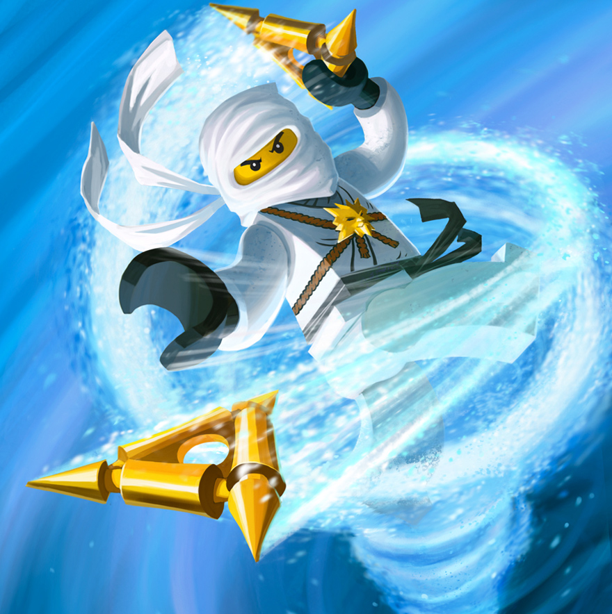 39 lego ninjago masters 39 dvd to attack in june - Lego ninjago ninja ...