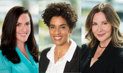 Liz Paulson, Camille Eden, Darlene Caamano Loquet