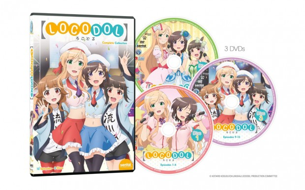 LocoDol: Complete Collection