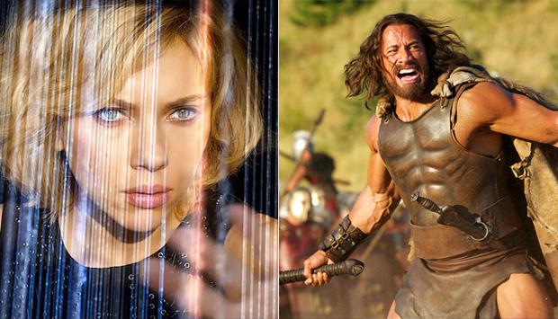 Lucy / Hercules