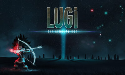 Lugi - The Brodgar Boy