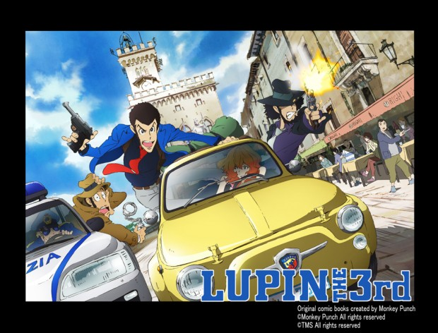 Lupin the 3rd Part 4